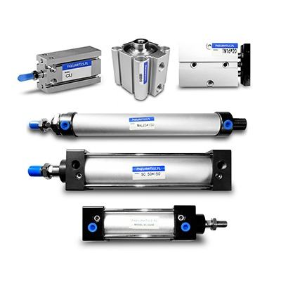Pneimatiskie cilindri