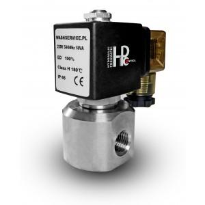Augstspiediena solenoīda vārsts HP20 1/4 collu 230V 12V 24V