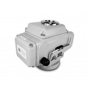 Lodveida vārsta elektriskā piedziņa A10000 230V / 380V 1000 Nm