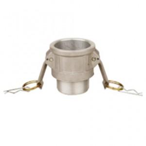 Camlock savienotājs - B tips 1 1/2 collu DN40 alumīnijs