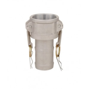 Camlock savienotājs - C tipa 1 collu DN25 alumīnijs