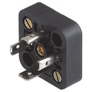 Spraudņa pamatne 18mm DIN 43650