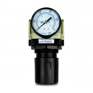 Reduktora regulatora manometrs 1/2 collas AR4000-04