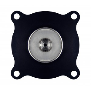 Diafragma uz solenoīda vārstiem, sērija 2N 15,20,25 NBR vai EPDM