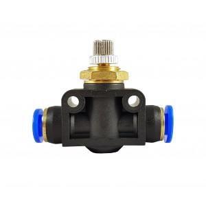 Precīza plūsmas regulatora droseļvārsta šļūtene 4mm LSA04