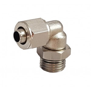 Ātrie savienojumi caurulei 6/4 ar vītnes elkoni 1/8 collu RPL 6/4-G01