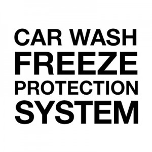 Antifrīza aizsardzības sistēma mazgāšanai
