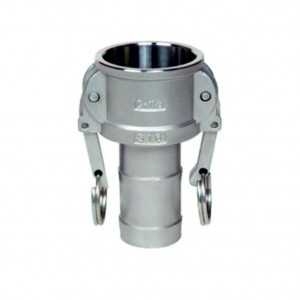 Camlock savienotājs - tips C 1 1/2 collu DN40 SS316
