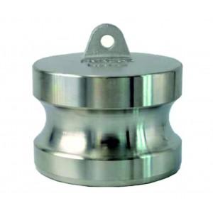 Camlock savienotājs - tips DP 1 1/2 collu DN40 SS316