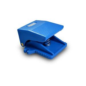 Pēdas vārsts, gaisa pedālis 3/2 1/4 collas līdz pneimatiskajiem cilindriem 3F210