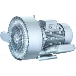 Vortex gaisa pumpis, turbīna, vakuuma sūknis ar diviem rotoriem SC2-5500 5,5KW
