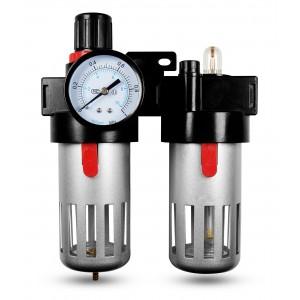 Filtra dehidratora regulatora smērviela FRL 1/2 collu iestatīta uz gaisu BFC4000