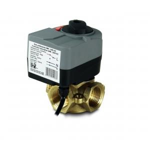 Sajaukšanas vārsts 3 collu 1 collu ar elektrisko pievadu AM8