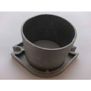Savienojošā caurule šļūtenei 60 mm ar virpuļveida gaisa sūkni