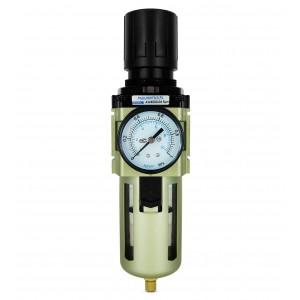 Filtra dehidratora reduktora regulatora manometrs 3/4 collu AW4000-06