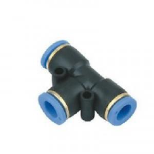 Plug nipe tee PE06 šļūtene 6mm