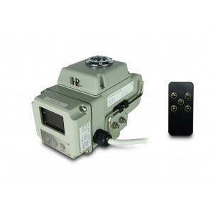 Lodveida vārsta elektriskais izpildmehānisms A1600 230V AC 160Nm vadība 4-20mA