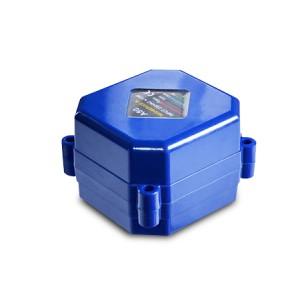 Lodveida vārsta elektriskais izpildmehānisms A80 ECO 230V AC 3 vads