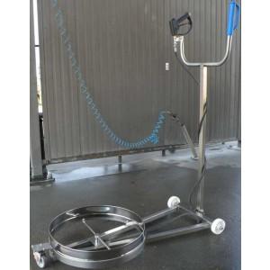 Ierīce automašīnu šasijas mazgāšanai - automašīnas šasijas mazgāšana