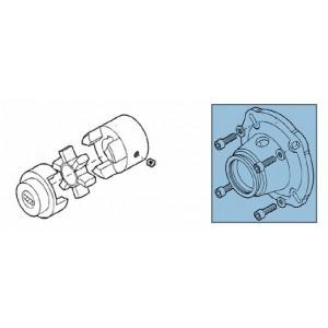 Sajūgs + adapteris sūkņa komplektam RO