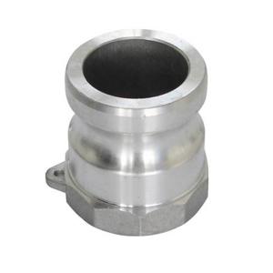 Camlock savienotājs - A tips 2 1/2 collu DN65 alumīnijs